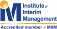 Professional Accredited Member of the Institute of Interim Management (MIIM)